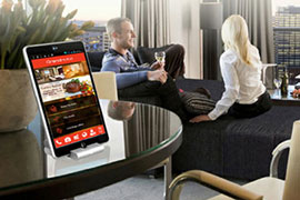 Hotel Guest Services Mobile App